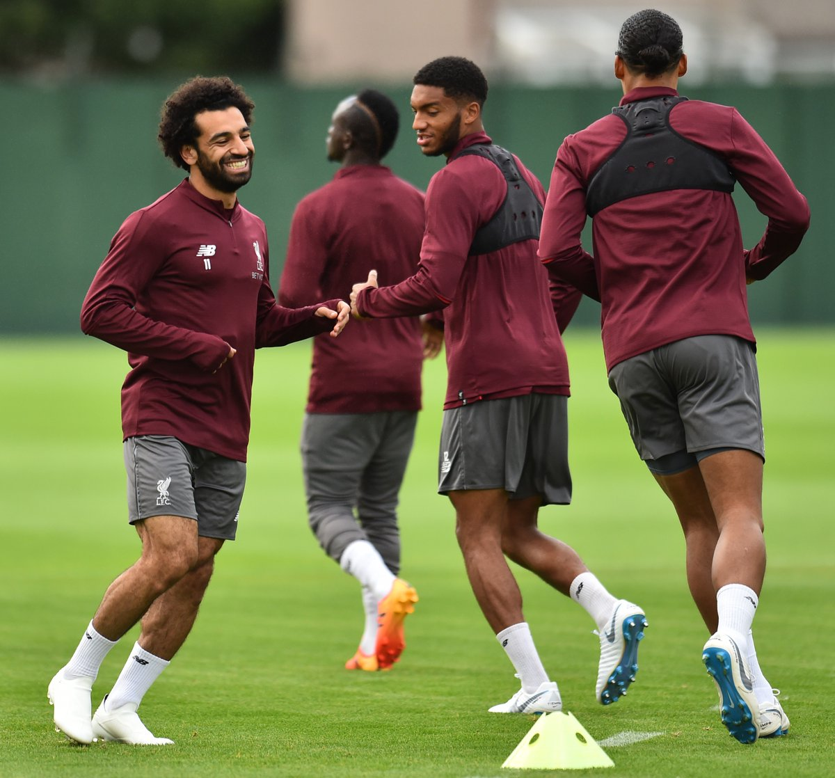 Psg Retain Champions League Favouritism Ahead Of: Explore Photo Gallery From Melwood Ahead Of Champions