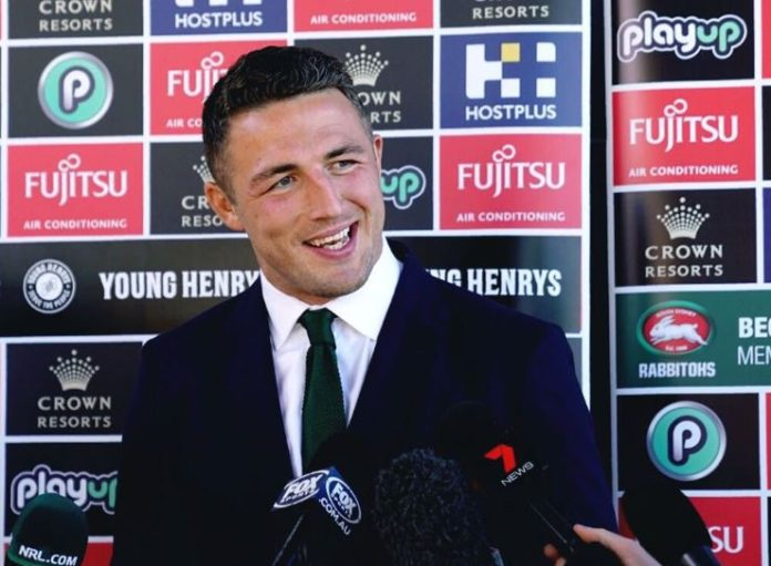 Sam Burgess Wiki Age Height Married Wife Scandle Net Worth 2018
