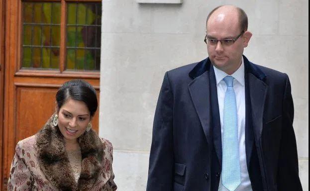 Alex Sawyer Priti Patel Husband Age, Height, Wiki, Bio ...