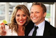 Brooke Baldwin Husband James Fletcher